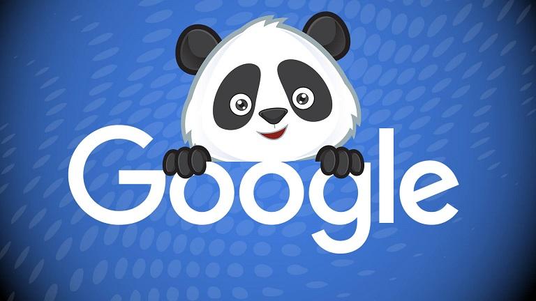 الگوریتم پاندا گوگل | Panda algorithm
