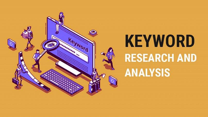 تحقیق و جستجوی کلمات کلیدی - keyword